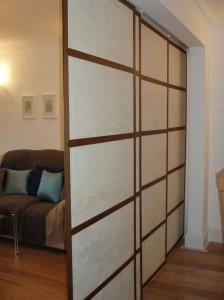 Japanese room divider