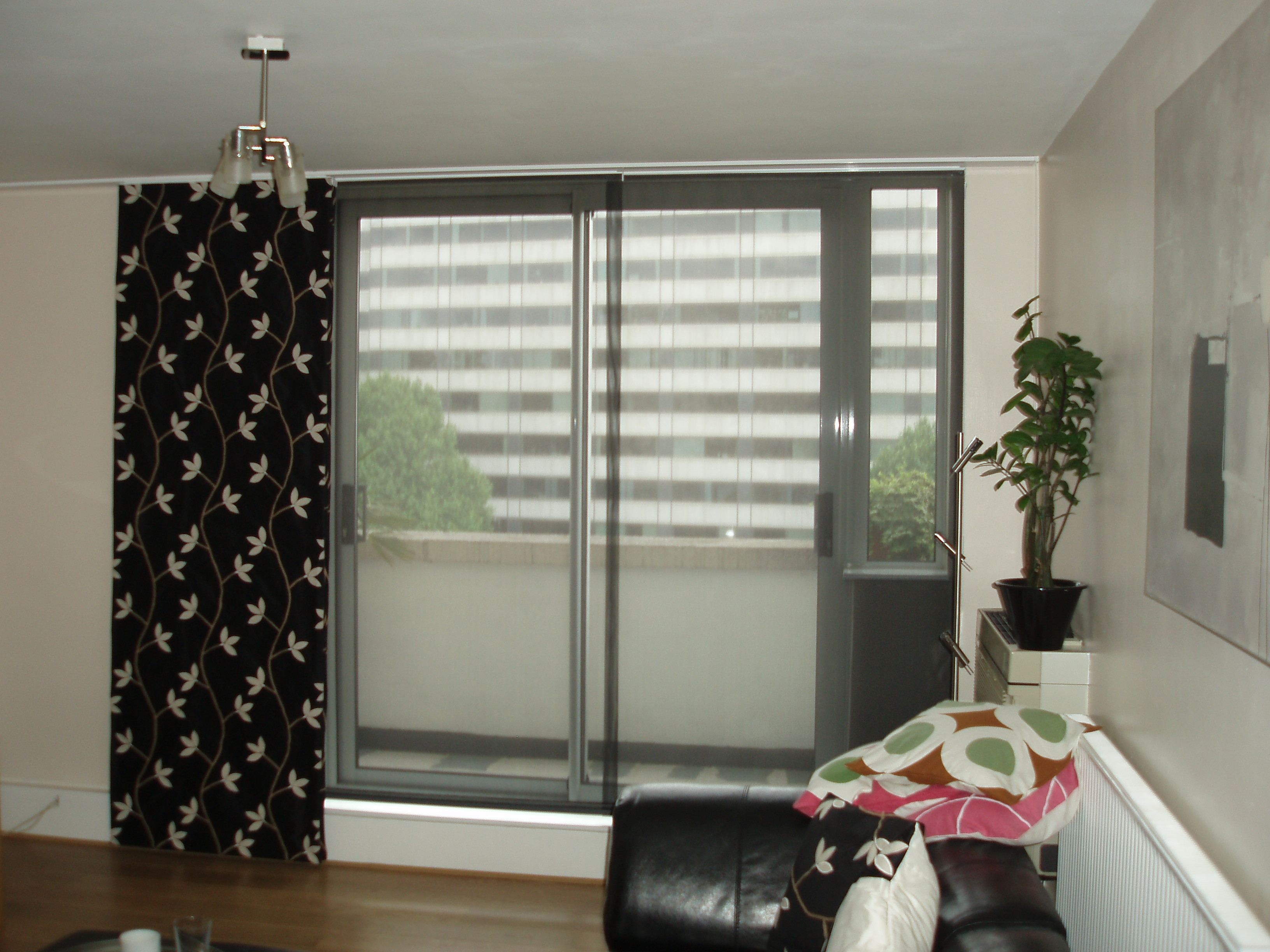 panel blind interior designs glass frame stained shutter doors gray venetian blinds sliding built in patio sunroom shade door french wooden white for