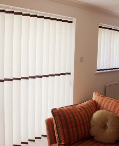 Japanese Vertical Blinds
